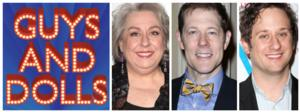 Jayne Houdyshell, John Bolton, Christopher Fitzgerald & More Join Cast of Carnegie Hall's GUYS AND DOLLS Benefit Concert