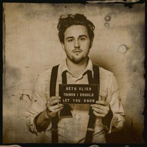 Seth Glier to Bring 'Things I Should Let You Know' Tour to Rockwood Music Hall, 10/4