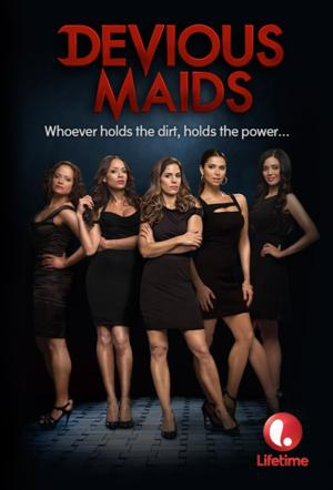 Second Season of Lifetime's DEVIOUS MAIDS to Debut in April