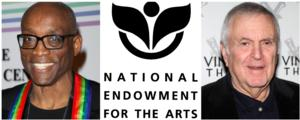John Kander, Bill T. Jones, BAM & More to Receive 2013 National Medals of Arts