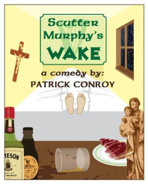 First Run Theatre Presents SCUTTER MURPHY'S WAKE, Now thru 7/20