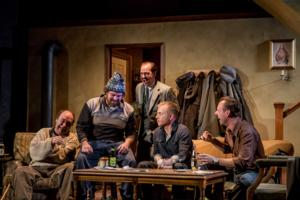 Seanachai Theatre's THE SEAFARER Extends One Month Through Feb 1