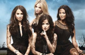 PRETTY LITTLE LIARS is TV's Most-Tweeted Series for the Second Straight Year