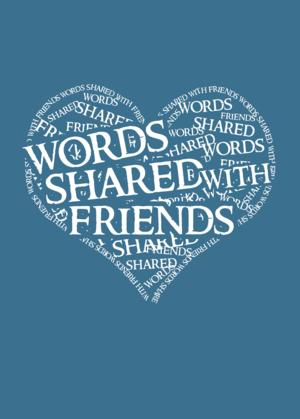 Trehearn, McCourt and More To Perform At WORDS SHARED WITH FRIENDS Album Launch Concert, Leicester Square Theatre Lounge, April 13