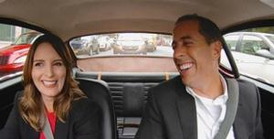 Crackle's COMEDIANS IN CARS GETTING COFFEE Hits Record Numbers
