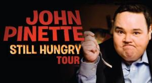 John Pinette's Capitol Center for the Arts Performance Bumped to Jan. 10, 2014