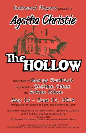 FIRST LOOK at the Updated Cast of Agatha Christie's THE HOLLOW, Opening 5/16