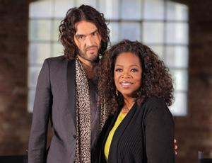 Oprah to Interview Russell Brand in In-Depth Look at Addiction