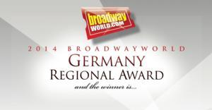 2014 BroadwayWorld Germany Gewinner stehen fest