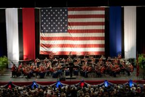 'The President's Own' U.S. Marine Band to Play Morrison Center, 9/24