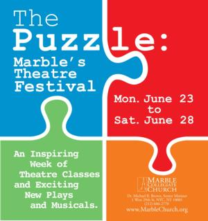 New Musical GUARDING GOLD STREET Featured in The Puzzle Theatre Festival, 6/28