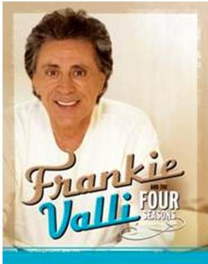 Frankie Valli and the Four Seasons Play Moran Theater Tonight