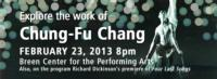 Verb Ballets' Winter Series to Feature Work of Chung-Fu Chang, 2/23