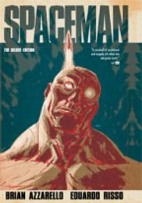 SPACEMAN Deluxe Hardcover Now Available from DC