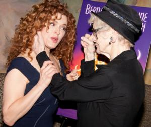 Bernadette Peters Reacts to Passing of Elaine Stritch
