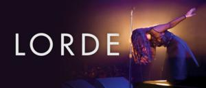 LORDE Announces Australia Tour Dates