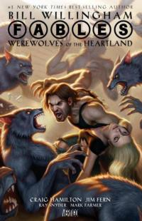 FABLES: WEREWOLVES OF THE HEARTLAND Available Today