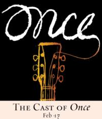 Cast of ONCE to Perform at 54 Below, Feb 17