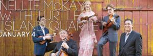 Nellie McKay and Turtle Island Quartet Perform Tonight at Eccles Center