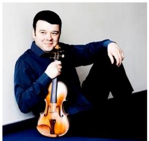 New Jersey Symphony Orchestra with Vadim Gluzman, Jacques Lacombe Conducts on October  24, 25, 26, 27