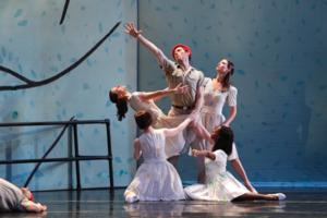 Paul Taylor Dance Co. Performs at Jones Hall Tonight