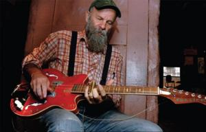 Seasick Steve Set to Release Second Full Length Album 10/8