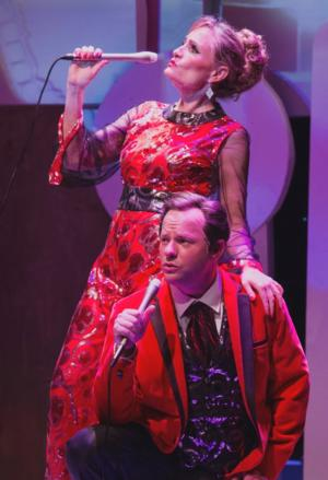 BWW Reviews: Stages PETE N KEELY is Gauche Clean Fun