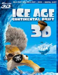 ICE AGE: CONTINENTAL DRIFT Comes to Blu-ray/DVD Today