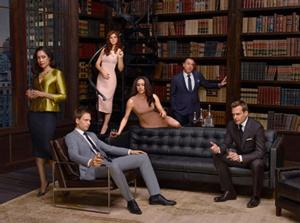 USA Network Greenlights Fifth Season of SUITS