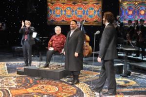 Thirteen's GREAT PERFORMANCES to Present Rejoice with Itzhak Perlman and Cantor Yitzchak Meir Helfgot, 8/28