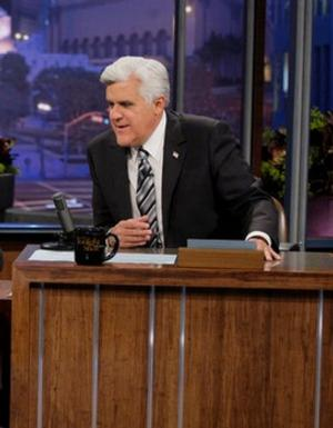 Jay Leno Wraps with Biggest TONIGHT SHOW Week in Total Viewers Since 'Cheers'