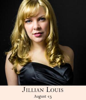 Jillian Louis to Make 54 Below Debut, 8/13