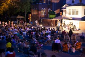 Louis Armstrong House Hosts Jazzmobile Block Party Today