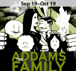 Contra Costa Civic Theatre to Open 55th Season with THE ADDAMS FAMILY, 9/19-10/19