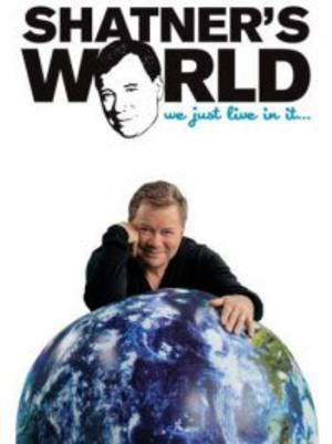 A Visit To Shatner's World Is A Grand Trip