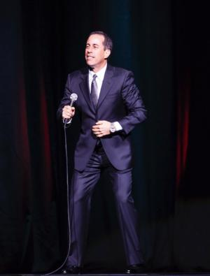 BWW Reviews: SEINFELD New Man in Standup Tour