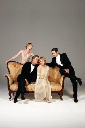 Television and Stage Star Felicity Kendal Stars in Noel Coward's HAY FEVER at the Marlowe Theatre