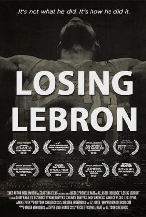 LOSING LEBRON's Cable VOD Release Date Set, 8/5