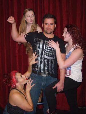 BWW Review:  BLOODY BLOODY ANDREW JACKSON is Bloody Good Fun!