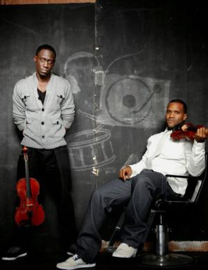 Brooklyn Center for the Performing Arts to Present Black Violin, 11/22