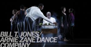 Bill T. Jones to Bring STORY/TIME to Dance Center of Columbia College Chicago, 10/24-26
