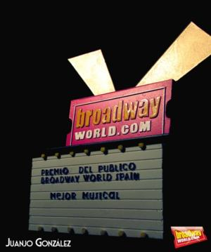 Ganadores de los Premios del Público BroadwayWorld Spain 2013