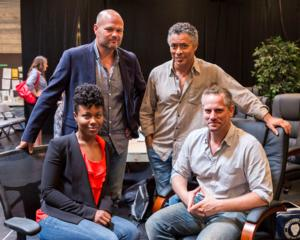 Chris Bauer, Dominic Hoffman, Jonno Roberts and DeWanda Wise to Star in RACE at CTG's Kirk Douglas Theatre This Fall