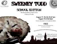 SPT Youth Program Presents SWEENEY TODD SCHOOL EDITION, Now thru 8/25