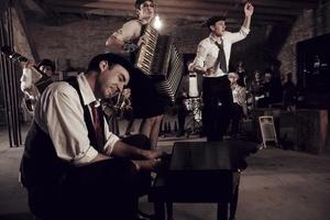 Pete Lanctot Album Release Party with The Hot Sardines Set for Tonight at Littlefield
