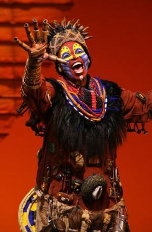 BWW Reviews: DISNEY'S THE LION KING Returns to Kennedy Center and Dazzles with Artistry
