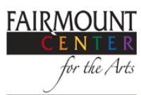 Fairmount Center for the Arts Faces Potential Closing
