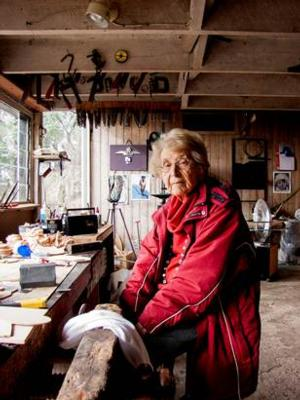 NGV Honors 99 Year Old Artist with INGE KING: CONSTELLATION, Opening Today