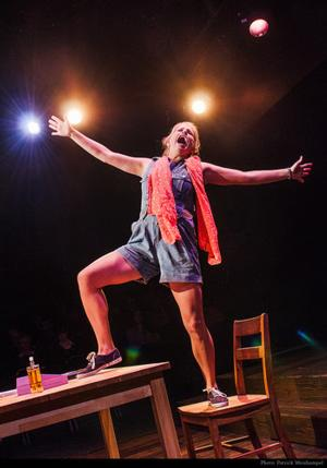 BWW Reviews: Joy and Pain in THE LAST FIVE YEARS at Portland Center Stage