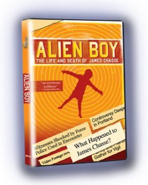 Documentary ALIEN BOY Coming to DVD & VOD 3/25